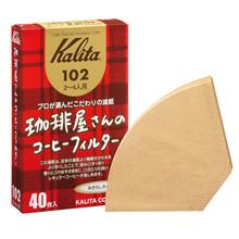 kalita kohiyasan #13159 brown filter x 40