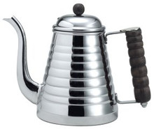 Kalita Kettle #52073 Wood Handle 1L, induction