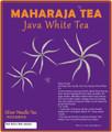 Maharaja Java White TEa - Silver Needle