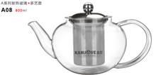 Kamjove A08 camelia 800ml tea pot