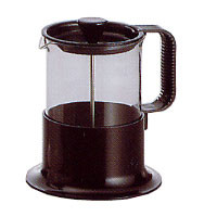 HARIO DRESS Tea Coffee Maker THD-6B - BLACK