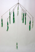 "32"" Green Mackerel Umbrella Rig"