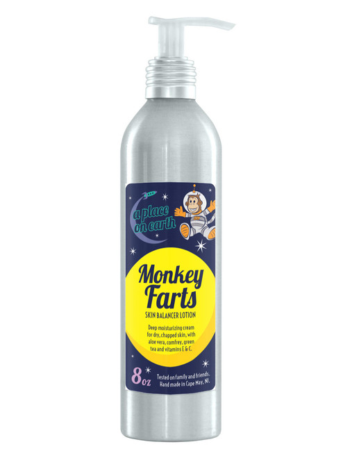 Skin Balancer Monkey Farts Lotion