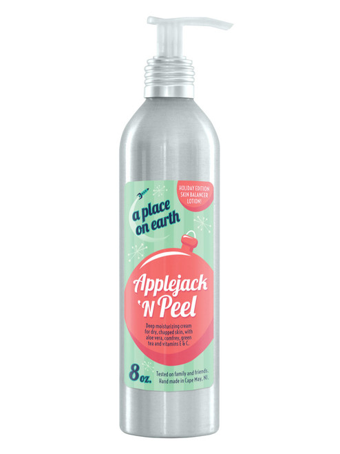 Apple Jack & Peel Lotion