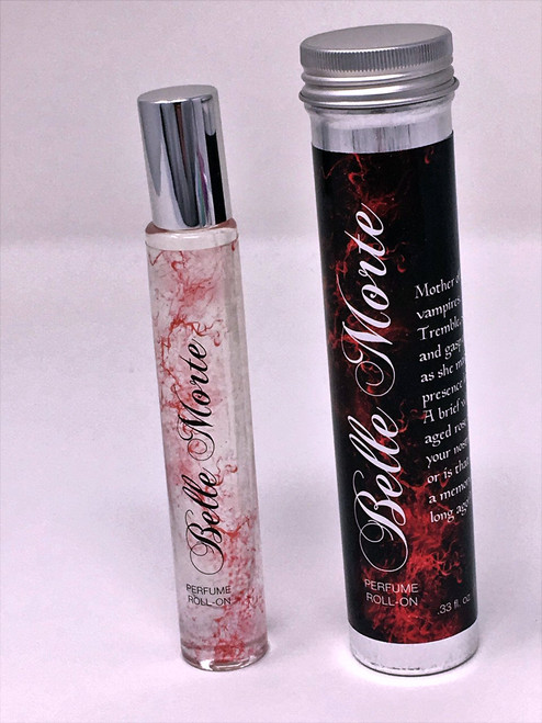 Belle Morte Roll-On Perfume