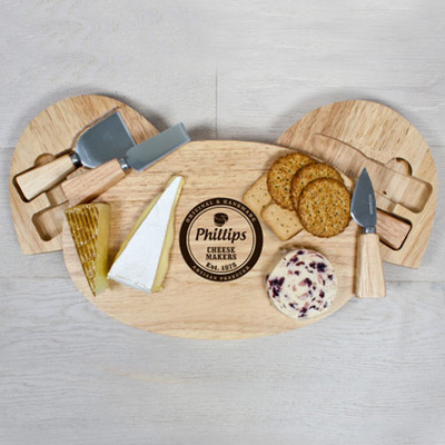 Artisan Cheese Makers Cheese Board