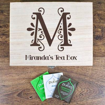 Pukka Teas & Box