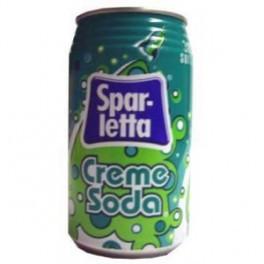 Sparletta Creme Soda 6 Pack
