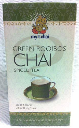 My T Chai Green Rooibos Chai Tea