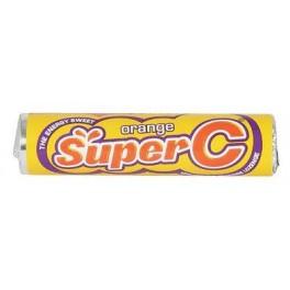 Super C Orange Roll