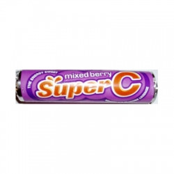 super c mixed berry roll