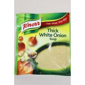 Knorr Soup White Onion 50g Sachet