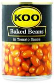 Koo Baked Beans Tomato Sauce