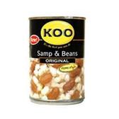 Koo Samp & Beans Original 400g