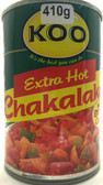Koo Chakalaka Extra Hot