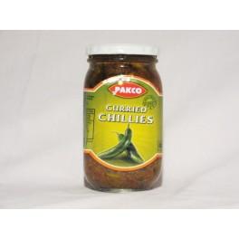Pakco Atchar Curried Chilli 350g