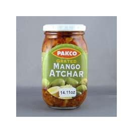 Pakco Atchar Grated Mango 400g