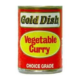 Gold Dish Curry Vegetable 415g