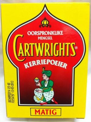 Cartwrights Medium curry powder