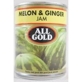 All Gold Jam Melon & Ginger 450g