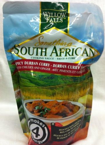 SA cook sauce spicy Durban curry