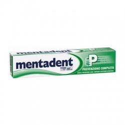 Mentadent p toothpaste