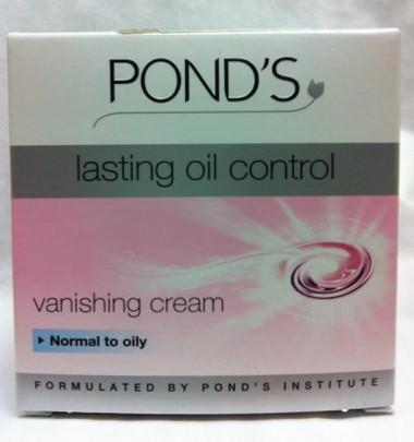 Ponds vanishing cream
