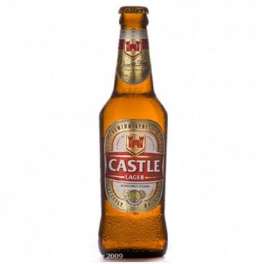 castle lager quart