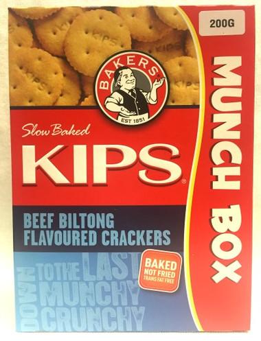 Bakers Biltong Kips