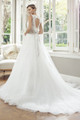 Tulle A-line Wedding Dress - Allyson