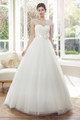 Tulle Ball Gown Wedding Dress - Aimee