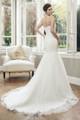 Tulle Mermaid Wedding Dress - Astin