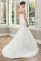 Tulle Slim A-line Wedding Dress - Angelique
