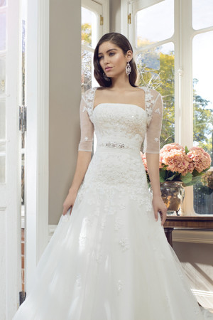 Tulle A-line Wedding Dress - Arizona