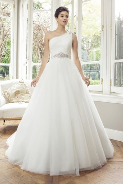 Tulle ball Gown Wedding Dress - Annabelle