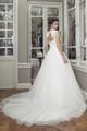 Tulle Ball Gown Wedding Dress - Autumn