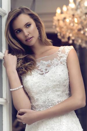 Tulle Ball Gown Wedding Dress - Aubrey
