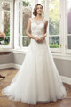 Tulle Ball Gown Wedding Dress - Aubrey