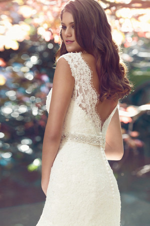 Becca wedding dress