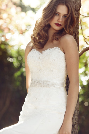 Tulle A-line Wedding Dress - Bethany