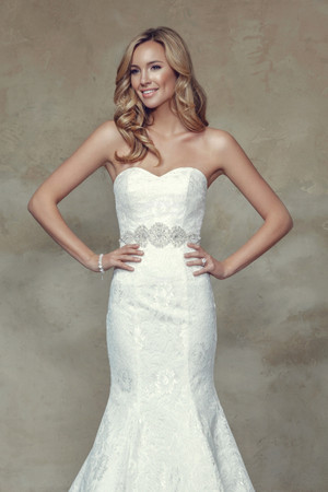 Tulle A-line Wedding Dress - Brooklyn