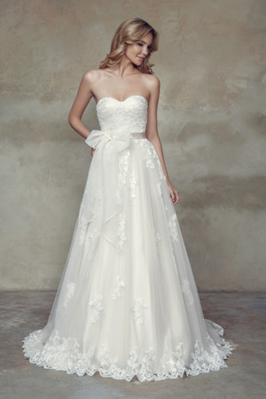 Tulle Ball Gown Wedding Dress - Bellerose
