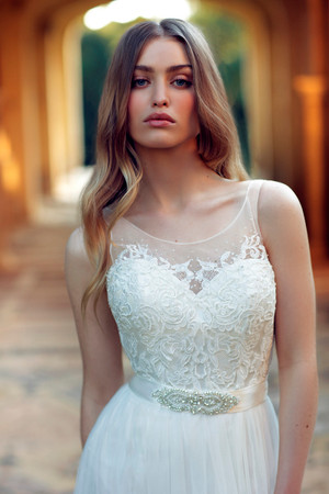 Wedding Dress and Skirt - Cambria | M1624Z & S1624