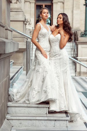 Wedding Dress - Delta | M1713Z