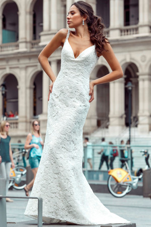 Wedding Dress - Dante | M1719Z