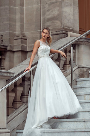 Wedding Dress - Delca | M1726Z