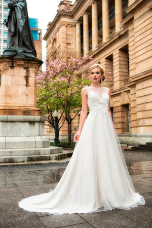 Wedding Dress - Dea | M1759Z