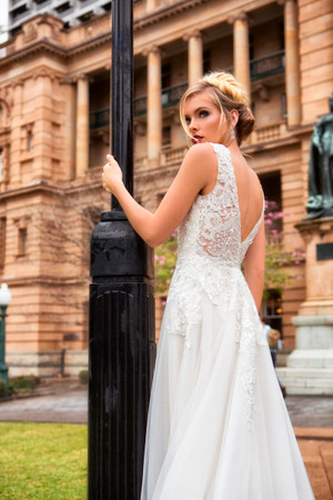 Wedding Dress - Delsie | M1781Z