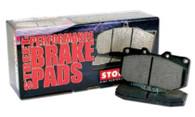 Part Number:     st104.11860 Description:        Posi-Quiet Brake Pad; Metallic Compound   Mazda 2006-07 Speed 6