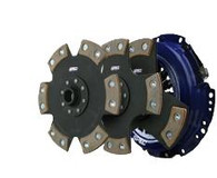 Part Number: specSF334-4 Description: Stage 4 Clutch Kit Torque Capacity: 580 ft/lbs